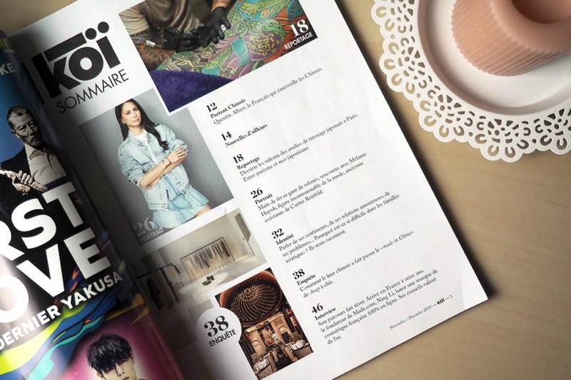 KOÏ magazine