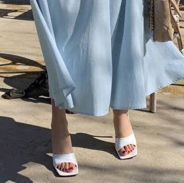 chaussures coréennes