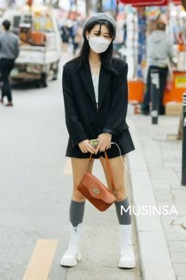 chaussures coréennes mode
