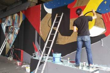 street art à nantes