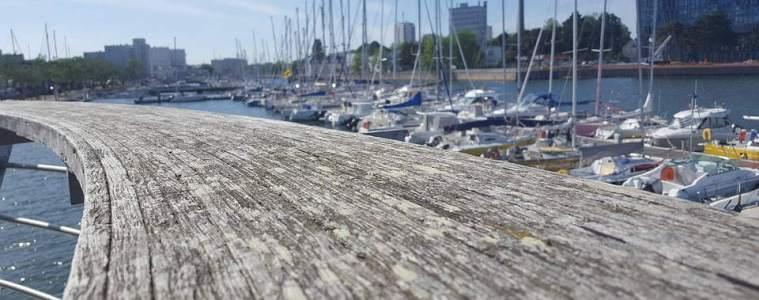 en Bretagne, à Lorient