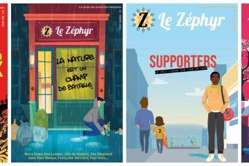 Les couv du Zéphyr en version horizontale