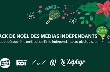 pack noel des médias indépendants