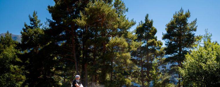 Saype en Andorre