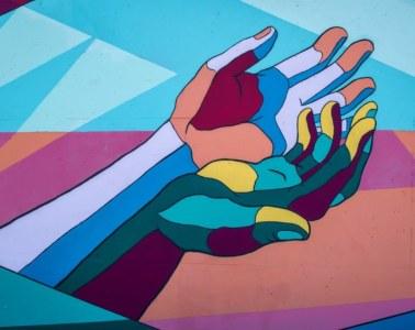 Street art et covid