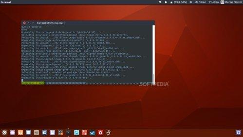 ubuntu kernel