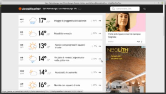 webapp manager linux mint open source esempio app