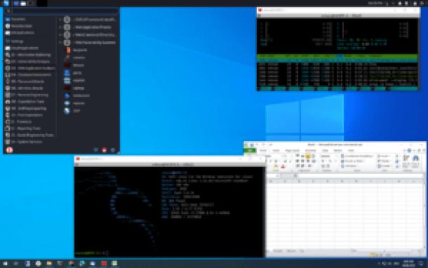 win-kex wsl2 kali linux seamless mode