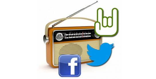 Using Social Media with Radio
