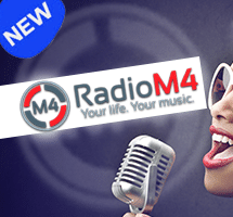 Sung Jingles for Radio M4