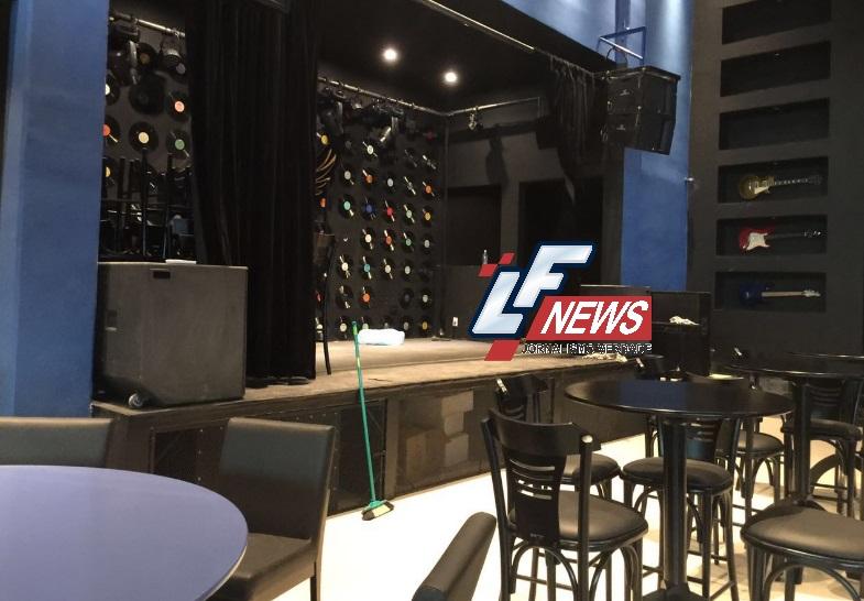LF News Portal Notícias Lauro de Freitas bahia INAUGURAÇÃO bar SANTA MÚSICA VILAS2