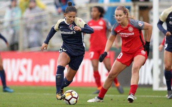 NWSL: North Carolina prende il largo, in ritardo gli ...