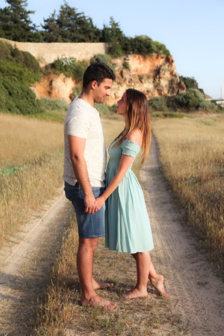 Engagement Photo shoot Algarve
