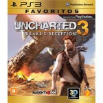 Uncharted 3: Drake's Deception - PS3