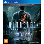 Murdered - Soul Suspect - PS4