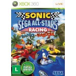 Sonic & All-Stars Racing Transformed - Xbox 360