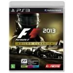 Formula 1 2013 Classic Edition - PS3