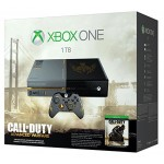 Xbox One 1TB + Call Of Duty Advanced Warfare