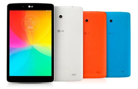 LG G4 Pad V490 tablet