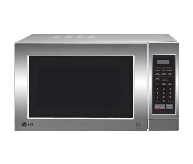 20l Stainless Steel Microwave With Easyclean Coating