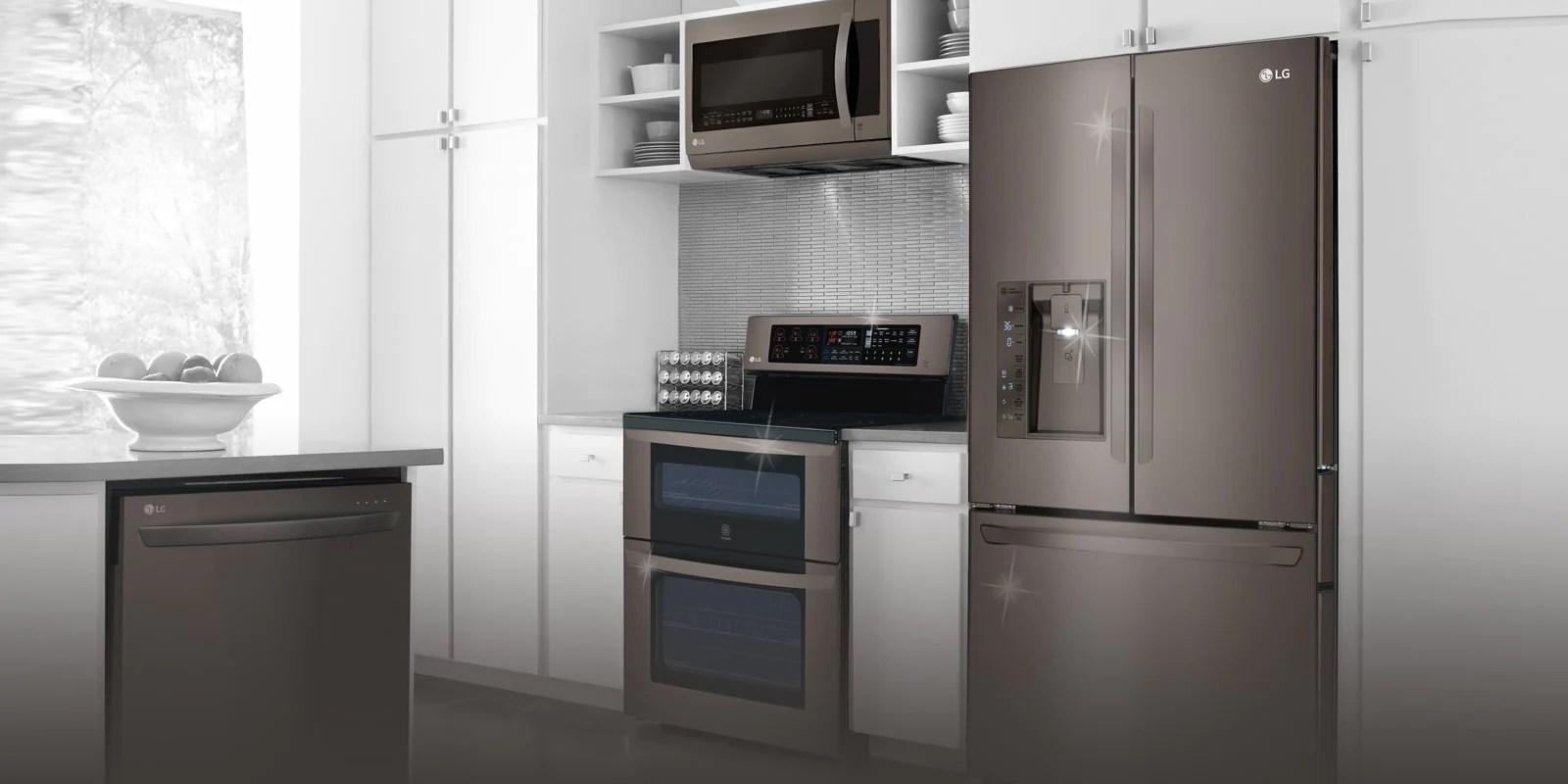 Kitchen Appliances Stoves Fridges Amp More LG Canada