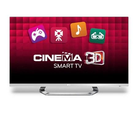 cinema 3d tv mit led plus lg smart tv magic remote und 140 cm 55 zoll bildschirmdiagonale