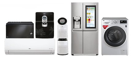 LG Festive Offers - Great Deals On Consumer Electronics ...