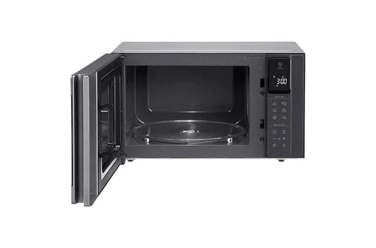 lg microwave oven smart inverter