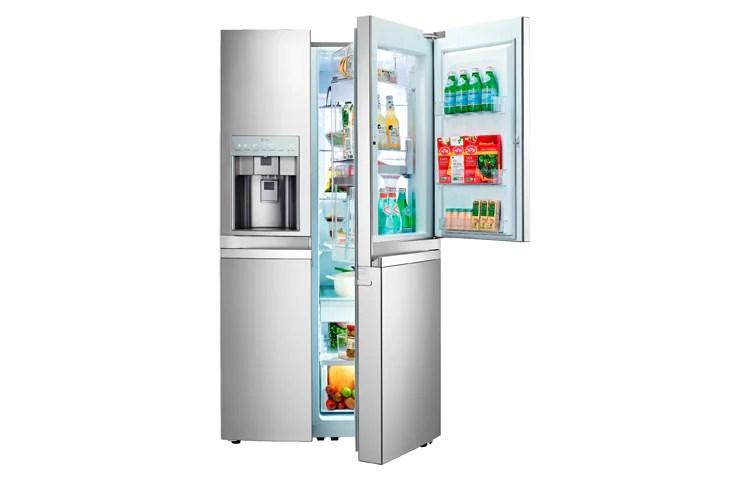 LG 冰箱│GR-DP78S 門中門魔術空間對開冰箱