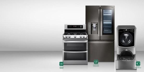 LG Home Appliances: Home & Household Appliances   LG USA