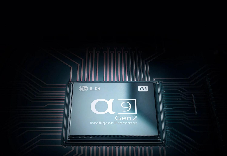α9 Gen 2 Intelligent Processor is LG's Best 4K Processor1