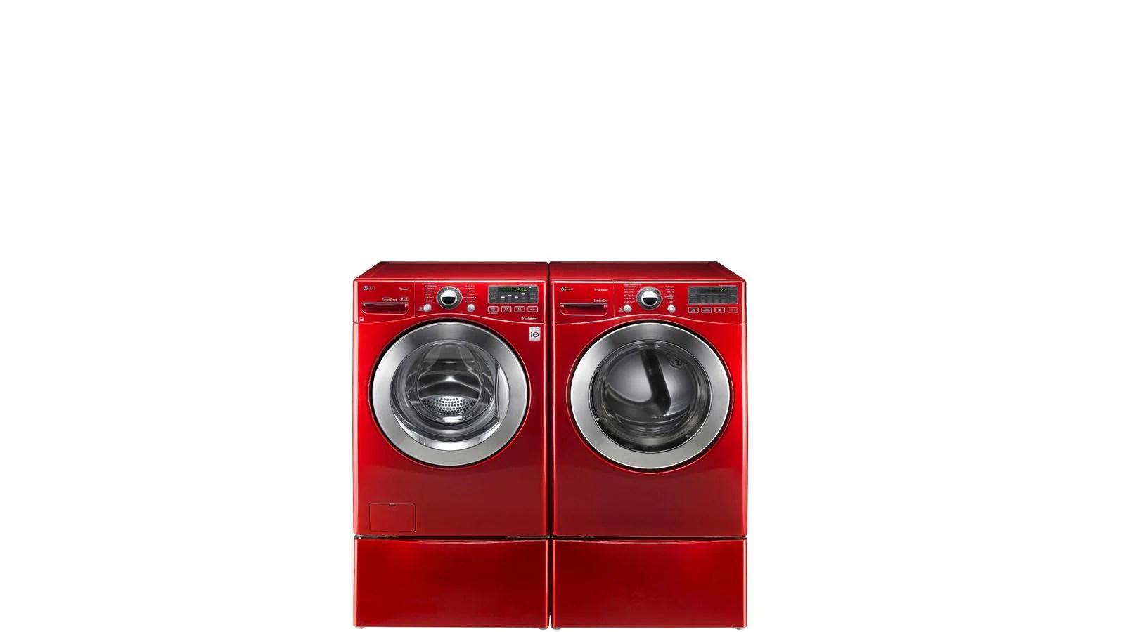 Lg Wdp4r Laundry Pedestal