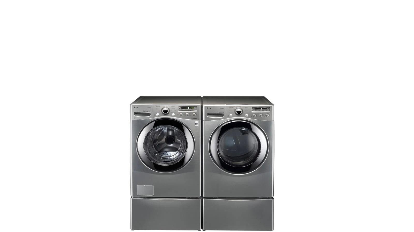 Lg Wdp4k Laundry Pedestal