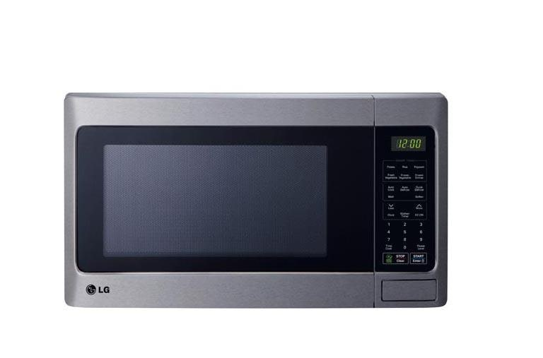 1 5 cu ft countertop microwave oven with easyclean