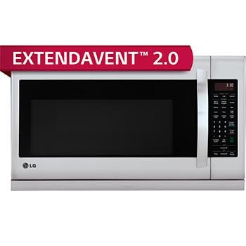 lg over the range microwave ovens lg usa