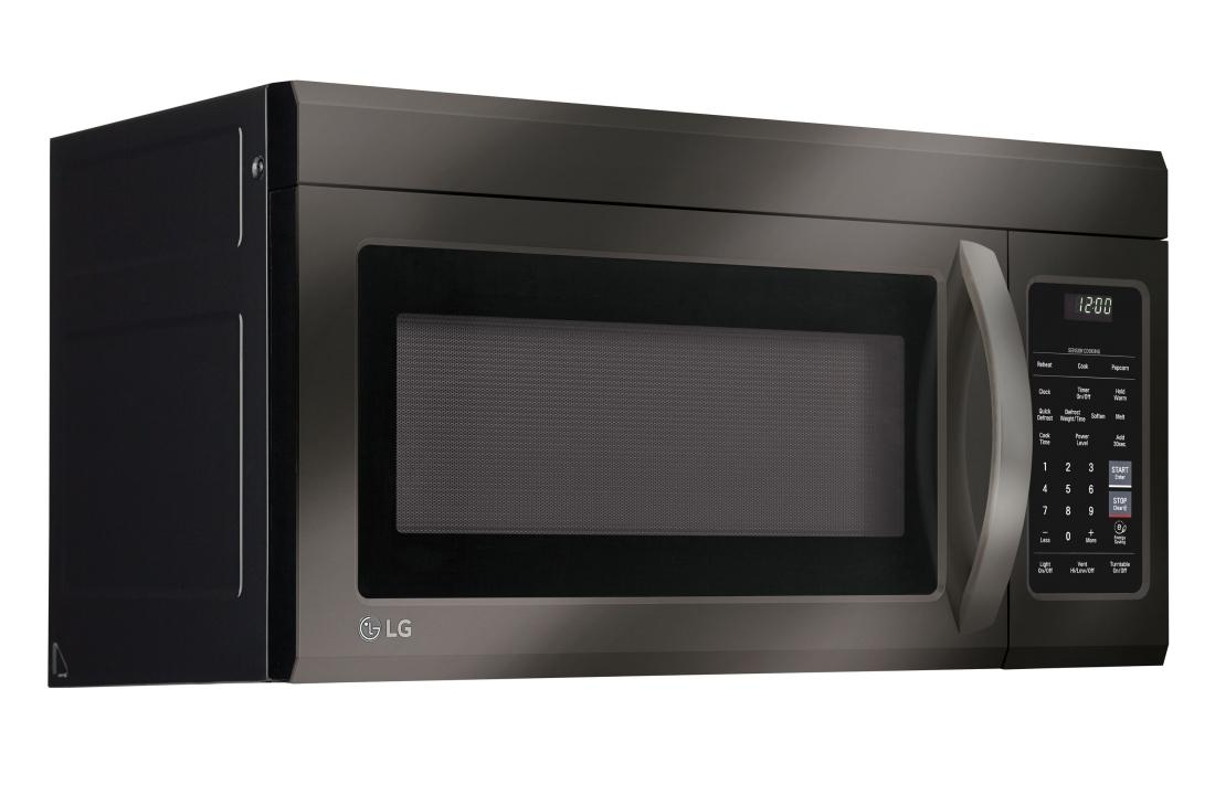 1 8 cu ft over the range microwave oven with easyclean