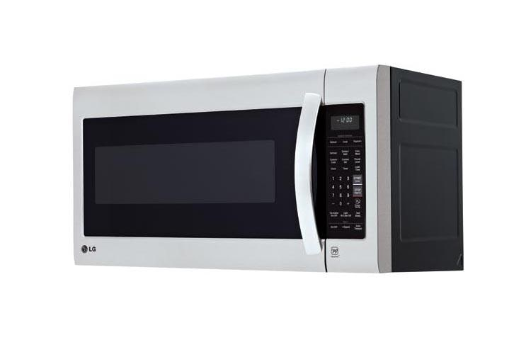 2 0 cu ft over the range microwave oven with easyclean