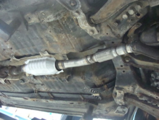 Nissan Catalytic Converters