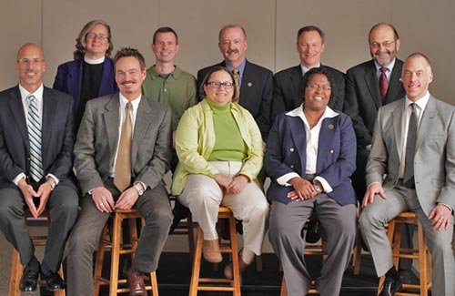 LGBTQ Presidents in Higher Education, Los Angeles 2010