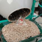 Pardoseala DURAPAVE Larex Global Floor LGF incarcare roaba cu material pentru aplicare