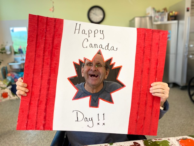 canada day craft June 26