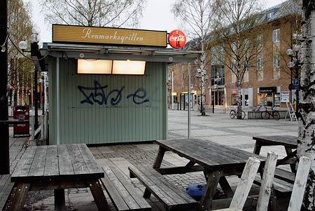 Renmarksgrillen © Lars-Göran Norlin