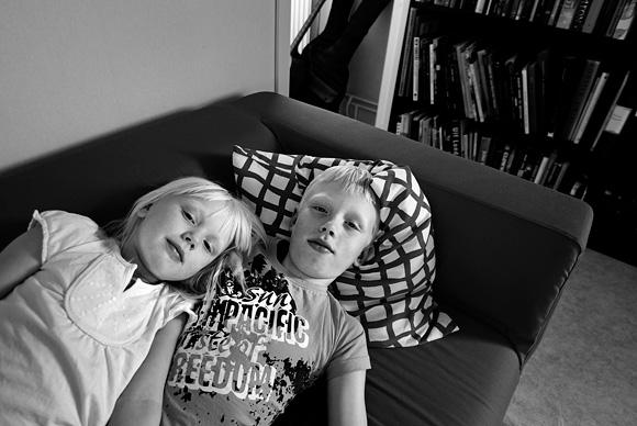 Gäster på födelsedagen - © Fotograf Lars-Göran Norlin