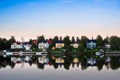 Teg, Umeå