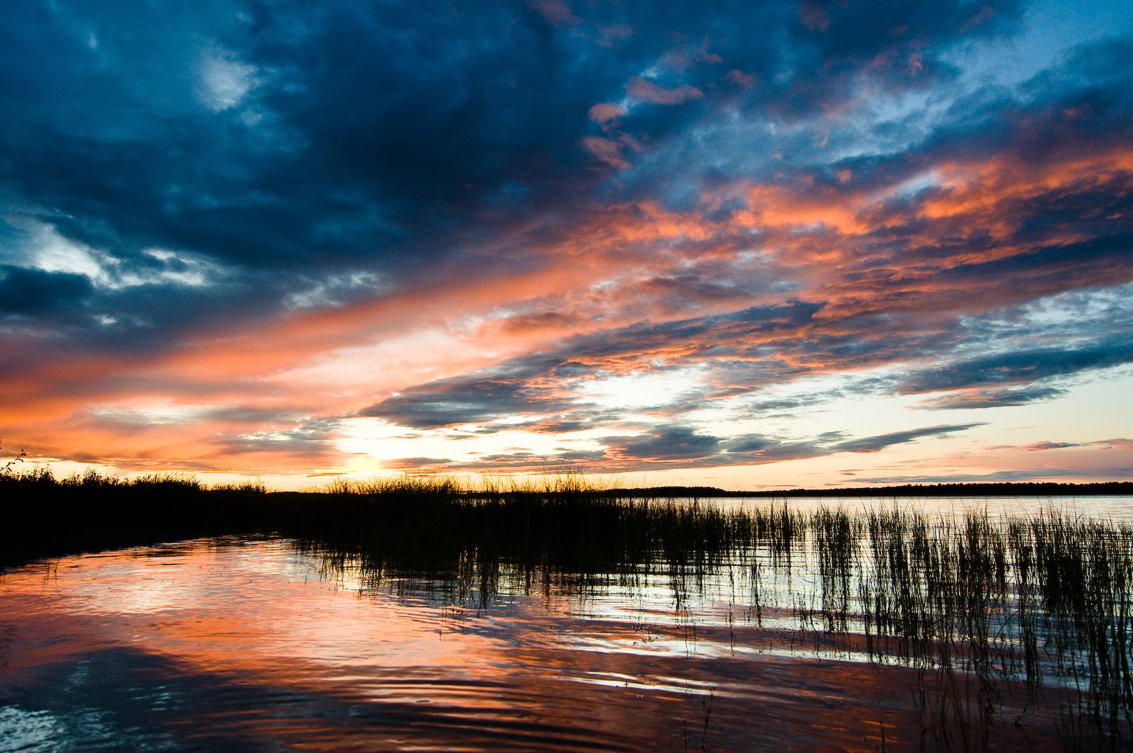 Luleälven. Fotograf Lars-Göran Norlin
