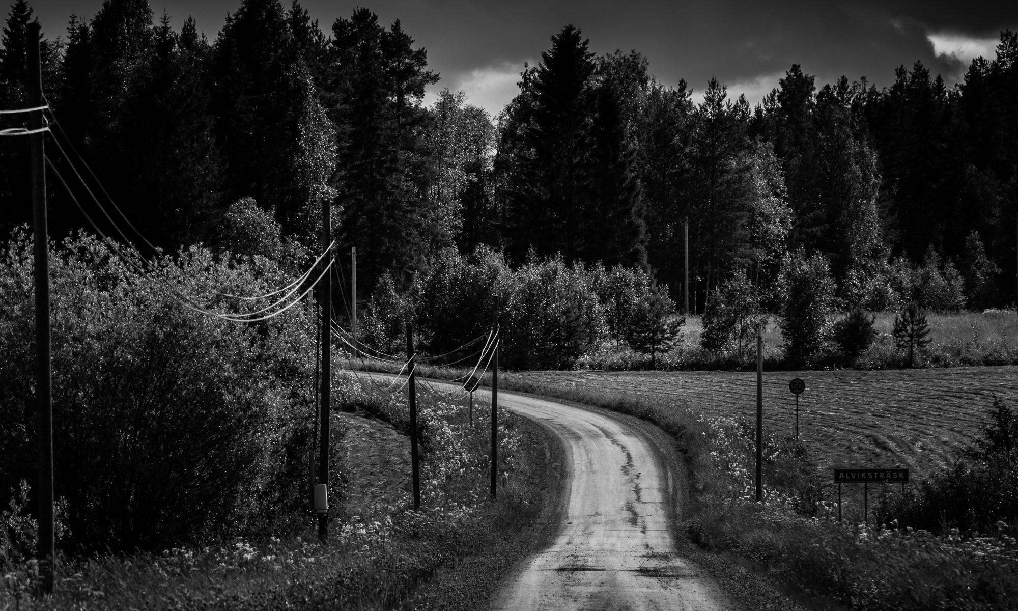 Träskvägen