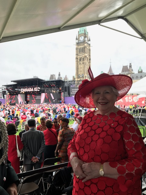 Notes from the Lieutenant Governor: Canada 150