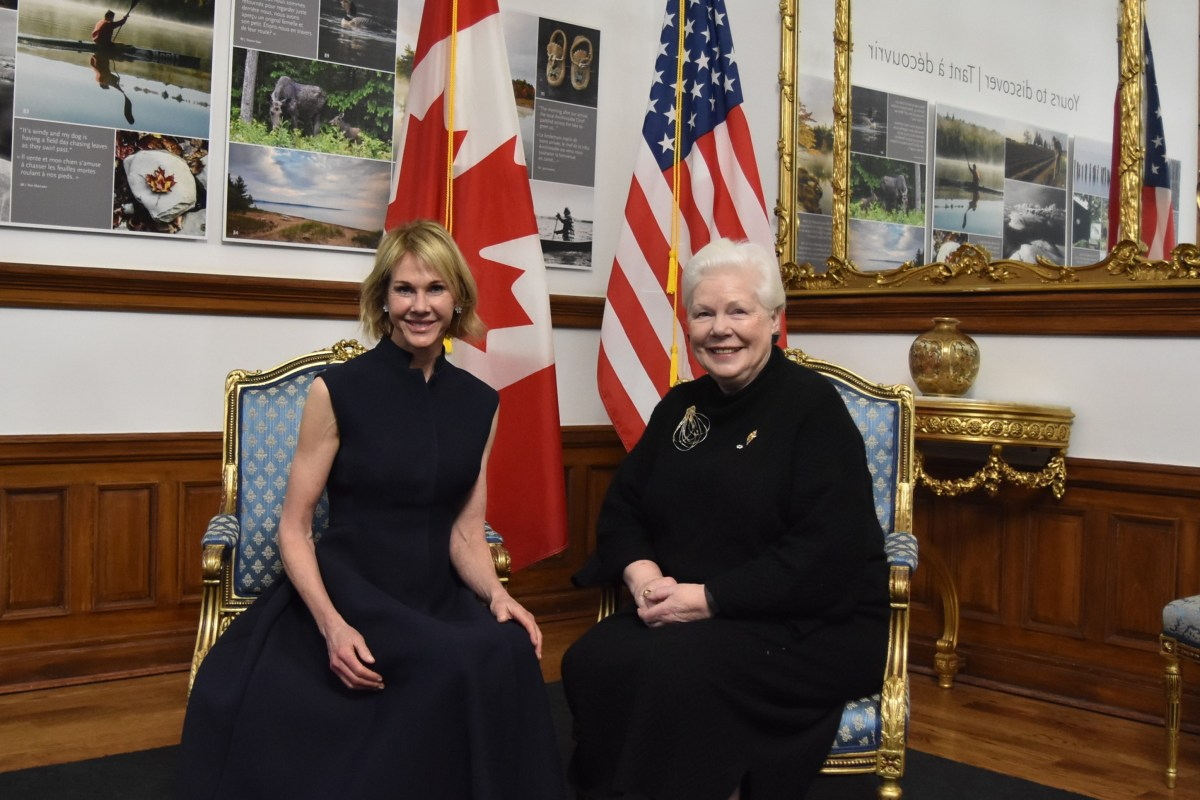 Her Excellency Ms. Kelly Craft, United States Ambassador to Canada