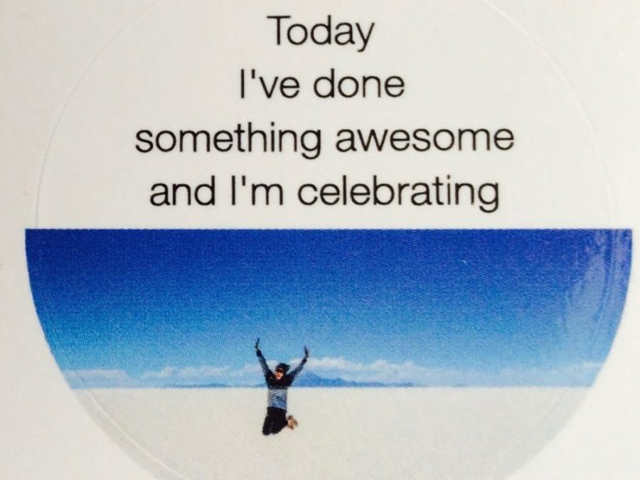 Don't forget to celebrate your awesomeness at conference!