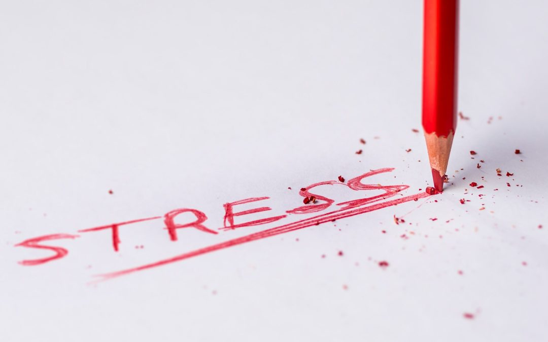 Stress: a wave or a ripple?